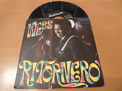 7'' Wes & the Airedales  * Ritornero