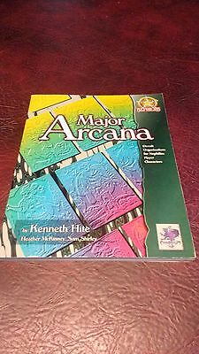 NEPHILIM OCCULT RPG - MAJOR ARCANA SOURCEBOOK. Occult Organizations for Players
