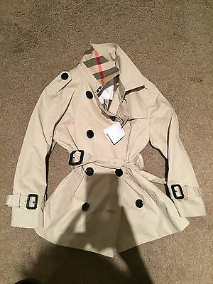 Burberry baby classic trench coat 4Y