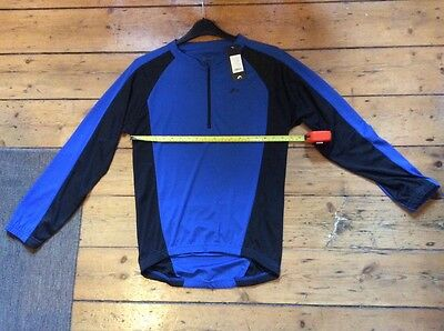 More Mile Long Sleeve Cycling top, BNWT