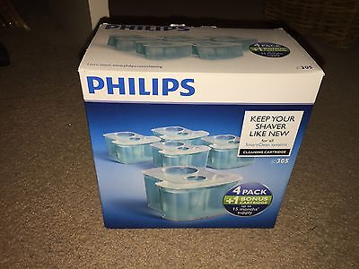 3 x Philips JC305 SmartClean Cleaning Cartridges