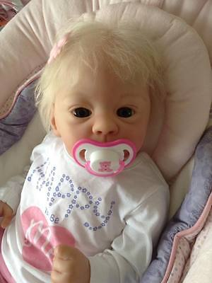 Reborn Baby limited edition Harlow by Laura Tuzio Ross