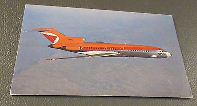 Postcard...., AIRLINE JET AIRCRAFT ..CP AIR---BOEING 727
