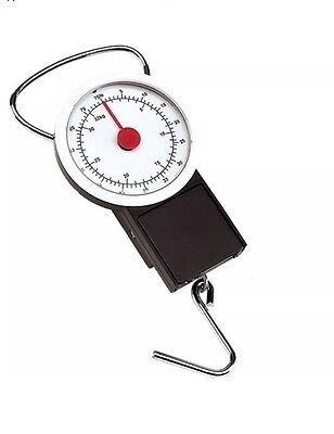 36kg Luggage Scale Bag Weight Baggage Suitcase Travel Tape Measure Portable Hook