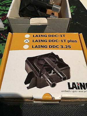 """Water Cooling pump Laing DDC-1T Plus with top Alphacool HF 38 G3/8"""" Plexi"""