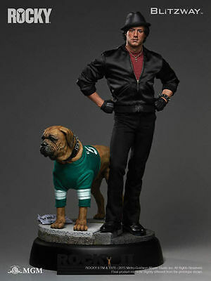Statue Sylvester Stallone - Rocky Ii - Figure Resine 1/4 Blitzway-In Stock