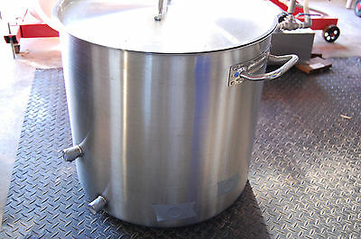Home Brew Stainless Kettle 76L
