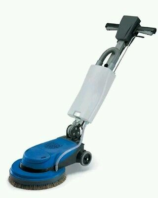 NaceCare LL316 LoLine Structural Foam Single Speed Floor Machine with Poly Scrub