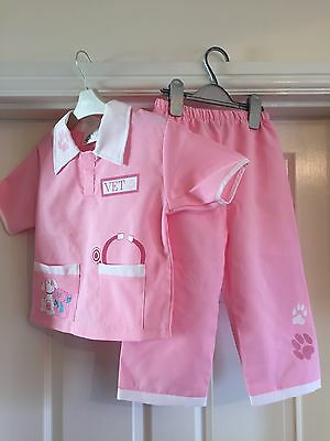 Girls Vets Outfit @Age 3-8Yrs
