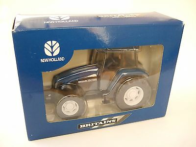 BRITAINS NEW HOLLAND TM165 farm model tractor trade toy trekker trattore
