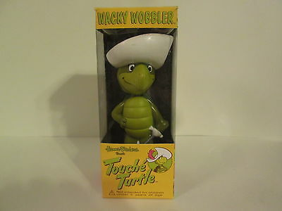 Bobblehead - Touche Turtle from Hanna-Barbera cartoons. Still in the box