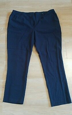 New papaya collection black trousers size 18