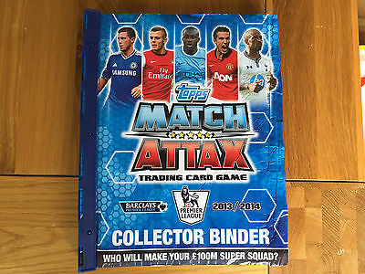 Massive Collection of Match Attax Football Cards 2013/2014, MOTM, Ltd Edition
