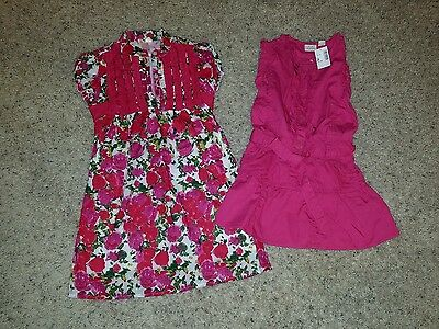 lot of 2 size 4t girls dresses...nwt children's place
