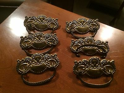 Vintage Drawer Pulls, Knobs And Misc