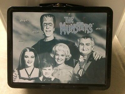 The Munsters Tin Lunchbox