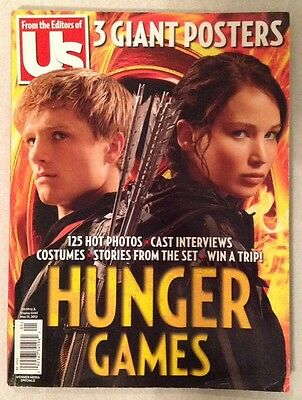Hunger Games US Magazine Collectors Edition