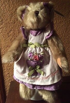 Mother's Day Bearington Bears - Mommy Bloominglove (165307) RETIRED FALL 2013