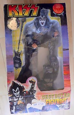 KISS Gene Simmons Destroyer Figurine Figure Top Shelf Collectibles NEW NIB
