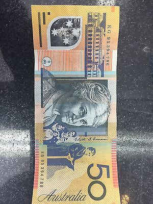 AU$50 - 786 Muslim Lucky number