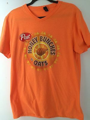 Honey Bunches Of Oats T-shirt - Post Cereal - Medium - excellent condition