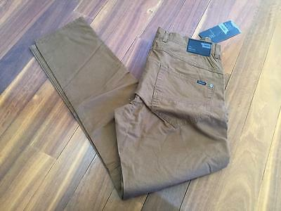 Free Post Mens NWT Mossimo Tan Pants/Jeans Size 32""