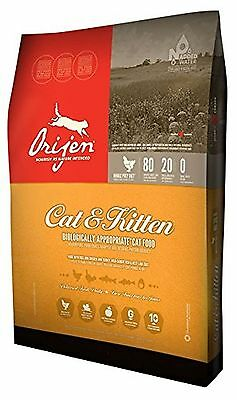 Orijen Cat and Kitten Food - 6.8 kg 6,8 kg