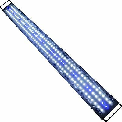 AquarienEco 1-5ft LED Aquarium light Fish and Aquatic Lighting for 3.9-5ft/ 4...