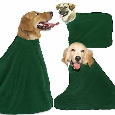 Dry Dog Bag Towel - Large  Keeps your Dog Home and Car Clean & Dry  Super Abs...