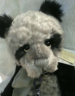 Charlie Bear Isabelle Collection Endeavour..