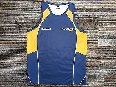Australian Wallabies Rugby Players Training Singlet#5 Mens Small