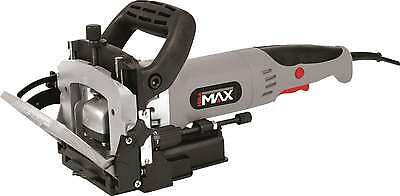 Hilka Max Power 900W Biscuit Joiner Jointer Wood Work Saw Cutter 1 Year Warranty