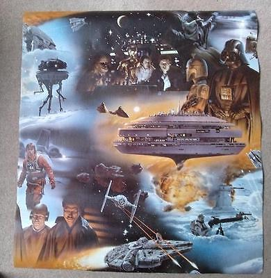 Star Wars The Empire Strikes Back Wallpaper Section 1980 Vintage Classic