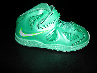 Baby Infant Toddler Boys NIKE LEBRON X 10 Sneakers Shoes SZ 8C