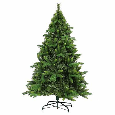 7ft Artificial Christmas Tree with 3 Different Tips