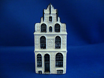 KLM Bols Blue Delft Dutch Houses Sealed with contents Number 22