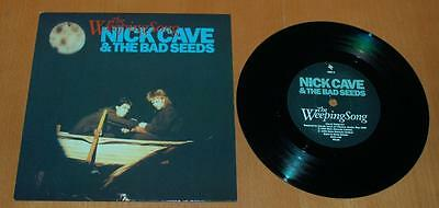 "Nick Cave & The Bad Seeds - The Weeping Song - 1990 UK  7"" Single"