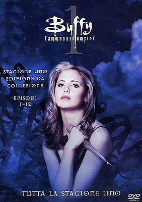 Buffy l'Ammazzavampiri - Stagione 1 (3 DVD) - ITALIANO ORIGINALE SIGILLATO -
