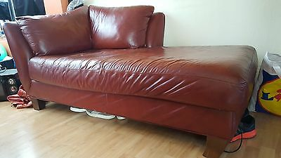 Chaises Longue Real Leather