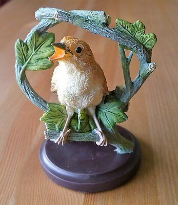 The Country Bird Collection - The Nightingale Figurine/Ornament
