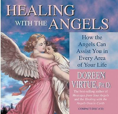 Healing With The Angels CD by Doreen Virtue NEW