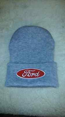 Ford  Gray Knitted Hat