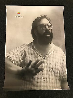 Apple Think Different Campaign Poster Francis Ford Coppola