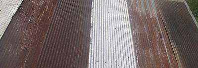 SALE!!!! RECLAIMED TIN ROOFING CORRUGATED 5 DAYS ONLY! 25% off a 1,000 ORDER