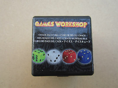 Limited Edition Chaos Dice Cube