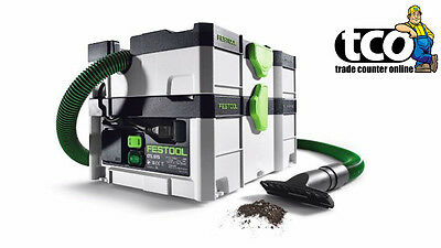 Festool CTL SYS CLEANTEC 4.5L Mobile Dust Extractor in Systainer 240V - 584202