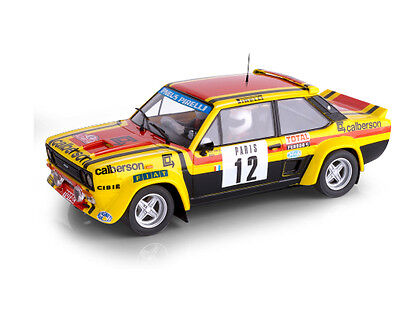Scalextric Fiat 131 Abarth nº 12 Mouton Rally Monte-Carlo A1019X300 1/32 scale