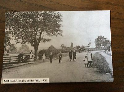 Mill Road,,gringley On The Hill Nottinghamshire. (1908)