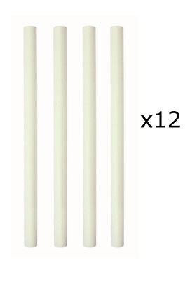 "12 x PME 4pk 12.5"" Pillar Wedding Cake Tier Tiered Rod Support Dowel Decoration"