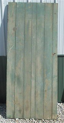 Vintage Wood Barn Door Reclaimed Lumber Architectural Salvage Hardware Siding Q